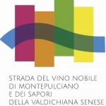 6 - Logo Strada del Vino Nobile di Montepulciano e dei Sapori della Valdichiana Senese