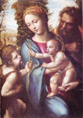 sacra famiglia sodoma