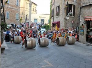 Bravìo delle Botti @ Montepulciano   Montepulciano   Toscana   Italia