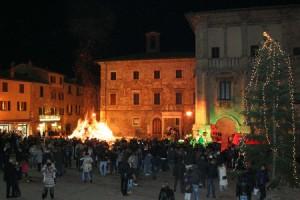 New Year's Eve @ Piazza Grande | Montepulciano | Toscana | Italia