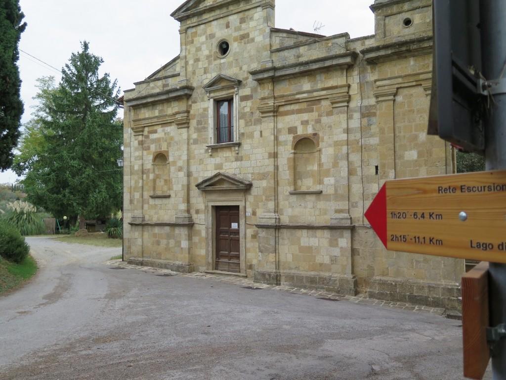sentiero del nobile - santuario