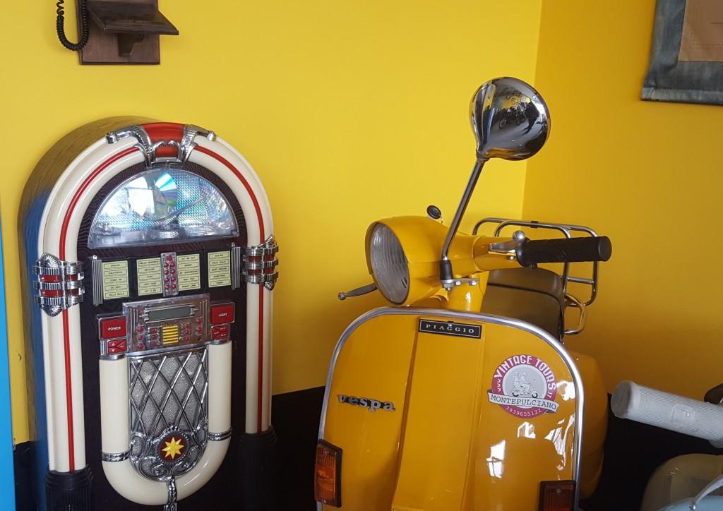 vintage tours new