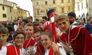 Concorso Piccoli Spingitori e Tamburini @ Piazza Grande Montepulciano | Montepulciano | Toscana | Italia