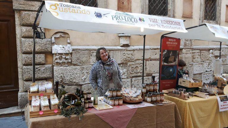 Toscana Gustando per la solidarietà