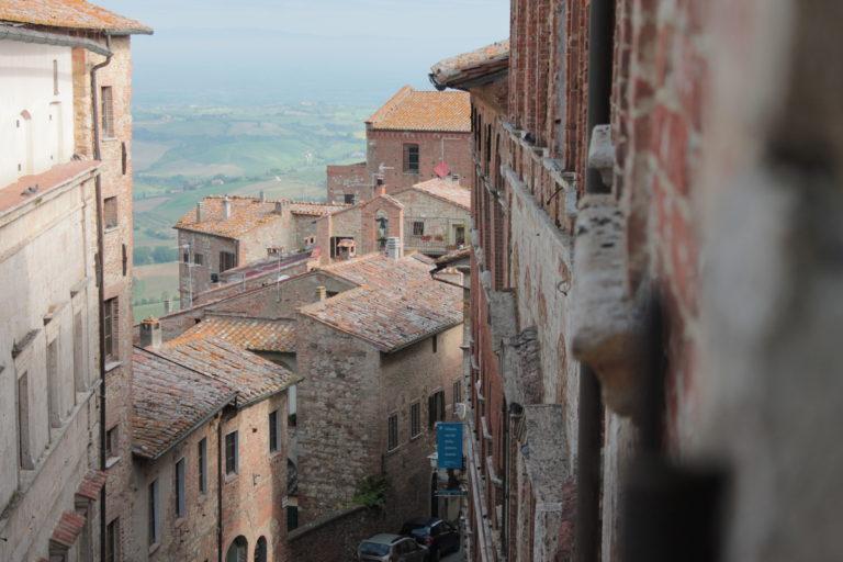 """Scorci pittoreschi a Montepulciano: un itinerario """"slow"""""""