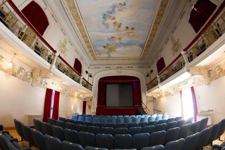 Il Teatro dei Concordi di Acquaviva