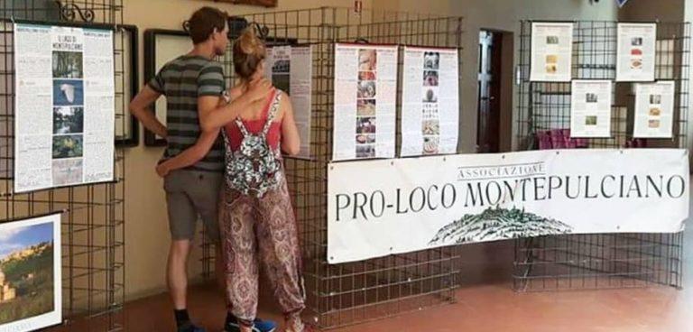 Arcobaleno d'Estate 2019 a Montepulciano: la Pro Loco racconta il territorio con parole che toccano il cuore