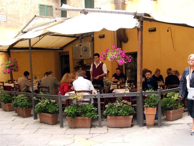 Il ristorante del mese: Trattoria di Cagnano