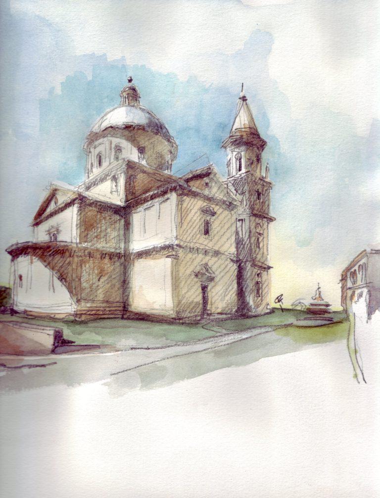 Il Tempio di San Biagio, 500 anni di storia